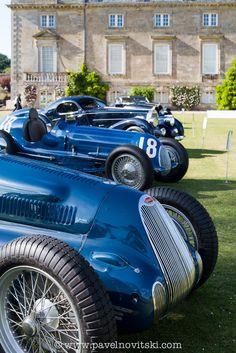 Bugatti legends 2015 Wilton Classic & Supercar Show