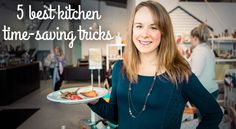 5 Kitchen Time-Saving Tricks from Jessica Coll.  time saving, kitchen, recipe, blw, baby led weaning, baby, babies, time saving tricks