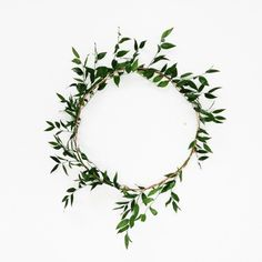 A simple wreath.