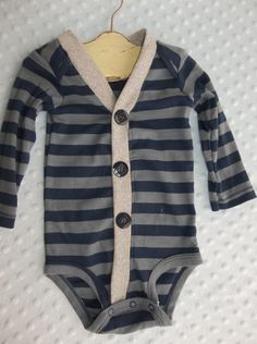 Baby Boy Cardigan Onesie Preppy Little Man READY by groovyapplique, $23.00