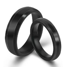 Personalized Engravable Titanium Steel Black Lover Rings https://www.evermarker.com/collections/couples-rings?pid=black-lover-rings-engravable-titanium-steel-rings-for-couples&utm_source=Pinterest_Organic&utm_medium=Traffic&utm_campaign=black-lover-rings-engravable-titanium-steel-rings-for-couples