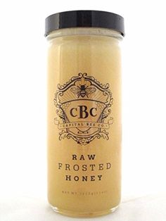 Capital Bee Company 100 Pure Raw Frosted Honey >>> Be sure to check out this awesome product. (This is an affiliate link and I receive a commission for the sales)