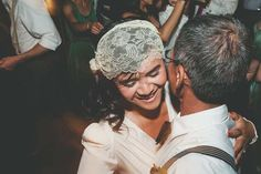 Nghi And Chris's Fun Melbourne Vintage Wedding