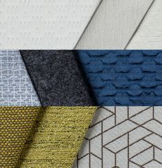 LUUM Textiles - Form + Structure collection