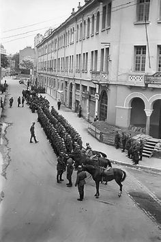 Κατοχή 1941 Macedonia, Thessaloniki, Nymph, Greece, The Past, Germany, Street View, History, Ww2