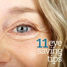 Save Your Vision: People with diabetes are at risk for vision loss. But with these 11 eye-protecting tips, you may save your vision from glaucoma, cataracts, and diabetic retinopathy -- the three eye complications that make up diabetic eye disease.