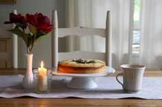 A Savory Rosemary Citrus Olive Oil Cake » Homesong