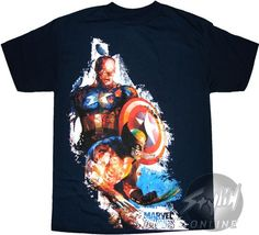 a1f704c41 Marvel Zombies: Captain America and Wolverine Shirt XL $10 - This is a  pre-owned Marvel Zombies shirt. In real great condition. No wear on the  print.