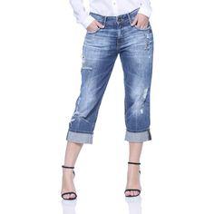 Calça Feminina Wide Leg Cropped - Damyller