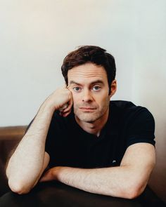 Too Old To Be Obsessed with Bill Hader — Less than 12 hours till I get to see this man on. Bill Hader, Snl Cast Members, Documentary Now, Portrait Photography Men, I Still Love Him, Wattpad, Series Movies, Face Claims, This Man