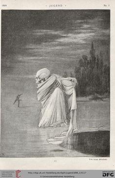 Jugend: Münchner illustrierte Wochenschrift für Kunst und Leben (3.1898, Band 1 (Nr. 1-26))