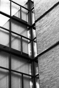 Louis Kahn - Yale University Art Gallery, 1111 Chapel Street, New Haven, Connecticut