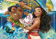 Moana!!! I can't wait for this movie!!!!