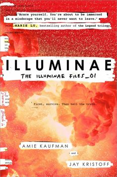 Cover Reveal of #illuminate by Amie Kaufman from: https://booksandwonderfulthings.wordpress.com