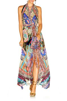 ABOUT A GIRL WRAP DRESS W BELT - All - Collection | CAMILLA