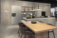 Inalco has presented its #MDi novelties in The Kitchen & Bath Industry Show (#KBIS), event celebrated from January 21st to 23rd in Las Vegas, United States.