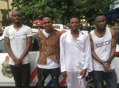 Just in: Lagos Police Nabs Notorious Gang Specialising in Robbing Delivery Agents  http://www.fabiyemsblog.com/2017/04/lagos-police-nabs-notorious-gang.html?utm_campaign=crowdfire&utm_content=crowdfire&utm_medium=social&utm_source=pinterest