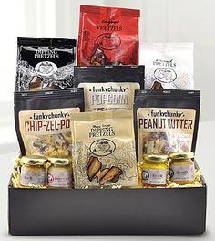 Supreme Snacking Gourmet Gift Box