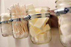 10 maneiras verdadeiramente excelentes de usar potes de vidro