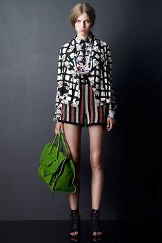 Proenza Schouler Resort 2011 Fashion Show - Kate Kosushkina