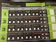 pure strength hybrid calendar | following Gamma's Pure Strength Hybrid Schedule, and I'm ...