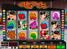 Roller Derby on erittäin hyvää Genesis kolikkopeli netissä! Kun aloitat pelata tämän hyvää kolikkopeli netissä, sinulla on varmasti erittäin hyvää mahdolisuus voitta isot rahasummat! Kolikkopelissa on valtavat bonus pelit, hyvää grafiikka, 5 rullat ja 25 voittolinjat!