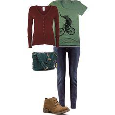 shirt etsy.com , cardigan bestseller.com , jeans hm.com shoes dsw.com , bag debenhams.com