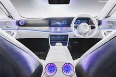2015 Mercedes-Benz IAA Cool Design  Amazing Image Wallpapers