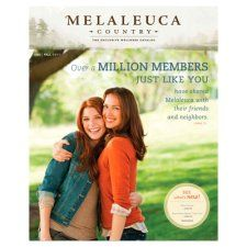 Browse through the pages of the Melaleuca Catalog and become familiar with our complete line of wellness products. You´ll not only find complete information about our products, but product tips and articles, letters from customers and the latest news. We´re sure you´ll delight in discovering them, trust in using them, and take pride in sharing them.