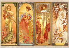 Alfons Mucha Art Appreciation Thread