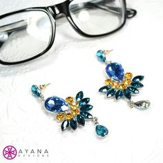 Spectacles + Spectacular #Bling = Perfection.