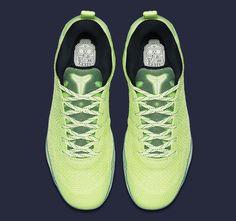 Nike Kobe 11 Elite 4KB Liquid Lime Top 824463 334 Ucf Basketball d4cea2b663