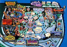 Japan+Disney+World+Tokyo   Tokyo Disneyland Map Tokyo Disneyland Japan