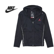 100% Original new nike Men's new fall hooded knit blazer Spring dress 2015 clothing Free shipping(China (Mainland))