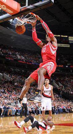 Dwight Howard, C, Orlando Magic, Los Angeles Lakers and Houston Rockets Basketball Legends, Basketball Players, Rockets Basketball, Dwight Howard, Nba Stars, Nike Trainers, World Of Sports, Houston Rockets, Nba Players