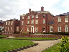 Etruria Hall, now the Wedgewood museum and originally home to Josiah Wedgewood I who was a leading abolitionist, as were all his children including Sarah, Kate's friend in The Lady Who Broke the Rules