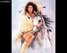 Mystic Rider by Maija