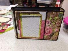 The Perfect Trim Ruler: Today my daughter and I created this great album d...