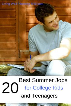 20 Best Part Time Jobs for High School Teens and College Students - Living Well Planning Well