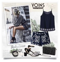 """""""yoins"""" by sneky ❤ liked on Polyvore featuring Gucci"""