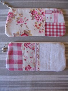 made with sewing scraps...true up-cycling!.