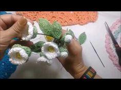 Crochet Flower Tutorial, Crochet Flowers, Felt Magnet, Floral Motif, Knit Crochet, Cactus, Butterfly, Mtv, Deco