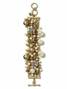 Need! Lost one of my favorite bracelets and this on is so similar.. not quite as fabulous, but I need!