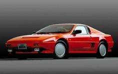 Nissan MID4 1985-1987