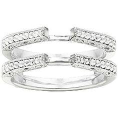 Diamond Wedding Band Jacket from Steven Singer Jewelers