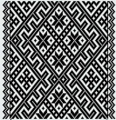 Hardanger Embroidery, Folk Embroidery, Cross Stitch Embroidery, Embroidery Patterns, Cross Stitch Patterns, Cross Stitch Borders, Tapestry Crochet Patterns, Lace Patterns, Beading Patterns