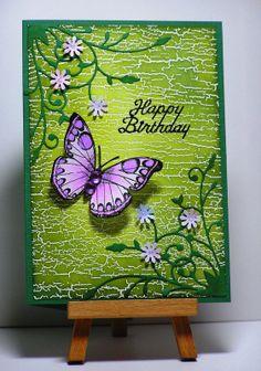Cathys Card Spot: Happy Birthday Mo!