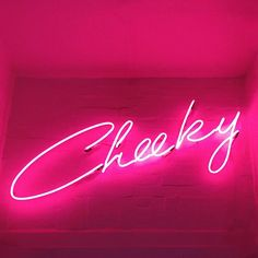 I may be partial, because it's pink 💖🎀 SKIN by Inked By Amy Shafer Equalizing Serum. Photo Wall Collage, Picture Wall, Neon Light Signs, Neon Signs, Pink Neon Sign, Neon Quotes, Pink Quotes, Neon Aesthetic, Violet Aesthetic