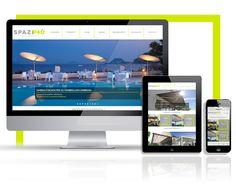 SPAZI PIÙ / esterni + interni. Nuovo sito ottimizzato per computer, mobile e tablet. http://www.spazipiu.it