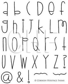 15 Easy Pretty Writing Fonts Images - Cute Cursive Handwriting Font, Beautiful Script Fonts Alphabet and Cute Doodle Fonts Hand Lettering Alphabet, Doodle Lettering, Creative Lettering, Lettering Styles, Brush Lettering, Cute Fonts Alphabet, Alphabet Design, Handwriting Fonts Alphabet, Simple Lettering